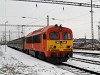 A MÁV-TR M41 2149 Veszprém állomáson