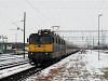 A MÁV-TR V43 1014 Veszprém állomáson a Citadella IC-vel