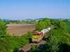 A Balatoni Iparvasút A25 083 Hajmáskér és Sóly között