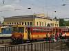 A MÁV-START Bzmot 203 Székesfehérvár állomáson