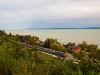 A MÁV-START 431 339 Balatonszárszó és Balatonföldvár között