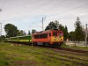 A MÁV-START 418 301 Balatonfenyves állomáson