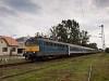 A MÁV-START 431 334 Balatonfenyves állomáson