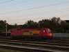 A GYSEV 1116 065-4 Sopron állomáson
