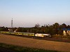 The GYSEV 470 501 <q>Sisi</q> seen between Szombathely-Sz&#337;l&#337;s and Szombathely