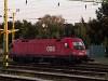 Az ÖBB 1116 198-3 Sopron állomáson