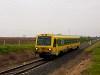 A GYSEV 5047 501 Ágfalva és Lépesfalva-Somfalva között