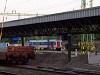 Szétkapott ikermotorkocsi Sopronban