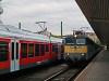 A MÁV V43 1305 Budapest-Déli pályaudvaron