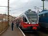 The MÁV 5341 014-8 seen at Budapest-Déli