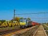 A MÁV V63 047 Rétszilas állomáson