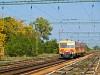 A MÁV Bzmot 175 Rétszilas állomáson