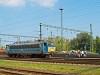 A MÁV V63 014 Dunaújváros állomáson
