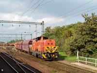 Az ISD Dunaferr A29 020 Dunaújváros állomáson