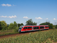 The MÁV-START 426 028 seen between Felsőpakony and Ócsa