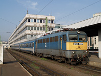 A MÁV-TR V43 1337 Budapest-Déli pályaudvaron