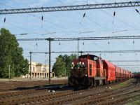 A Dunaferr A29 020 Dunaújváros állomáson