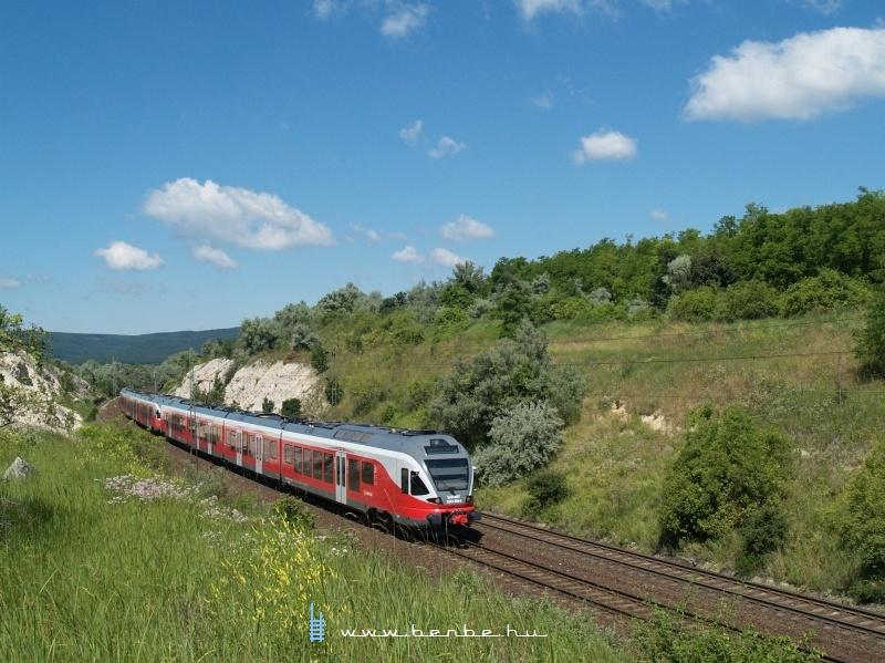 A MÁV-START 5341 050-3 Szár megállóhelynél fotó