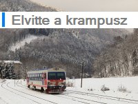 Elvitte a krampusz