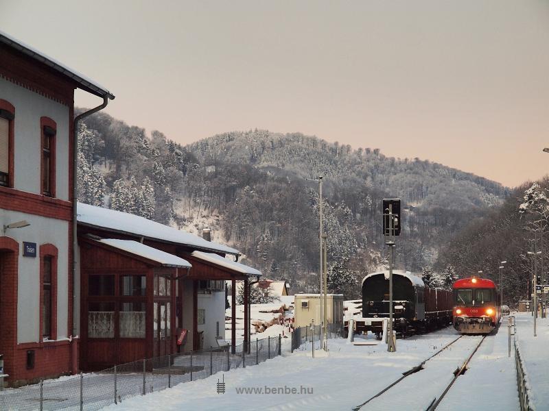 Az ÖBB 5047 009-5 Traisen állomáson fotó