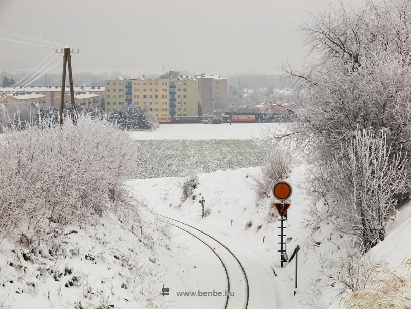 A Mariazellerbahn fővonala és a Krumpe mellékvonal Ober Grafendorfnál fotó