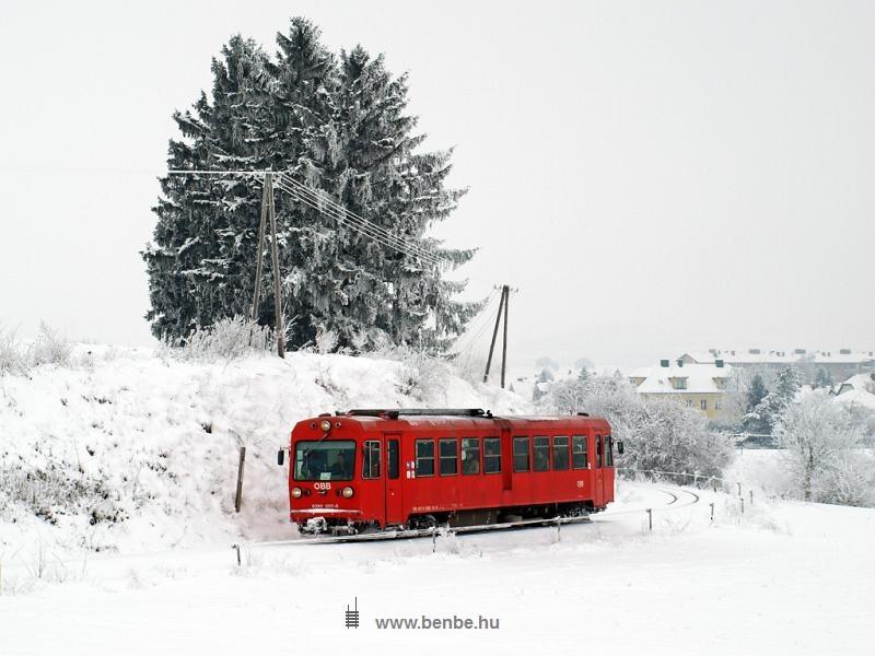 Az ÖBB 5090 007-5 Ober Grafendorfnál fotó
