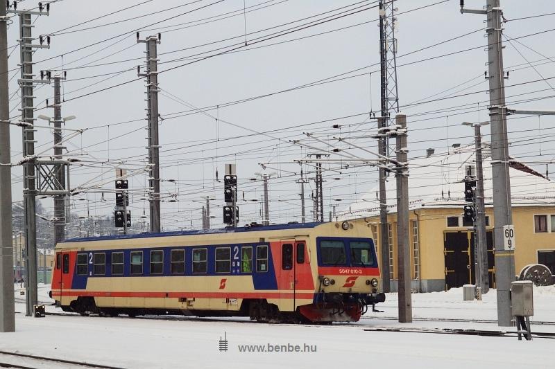 5047 010-3 St. Pölten Hauptbahnhofon fotó