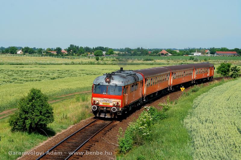 MDmot 3006 Debrecen határában fotó