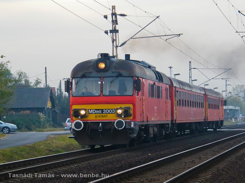 MDmot 3003 Debrecen-Csapókertnél fotó