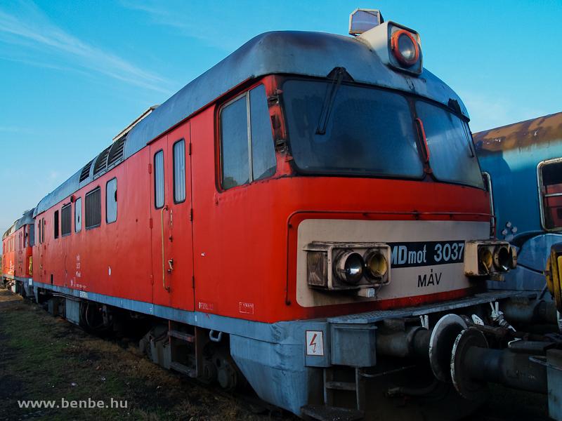 Az MDmot 3037 S�toralja�jhelyen fot�