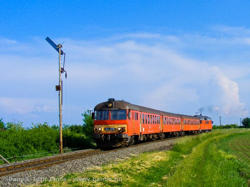 Btx 016 Kismarjánál fotó
