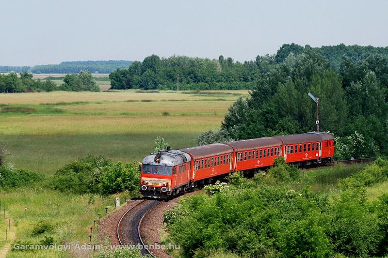 MDmot 3006 Nagykerekinél fotó