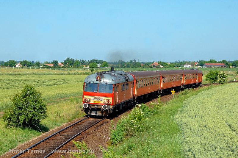 Az MDmot 3006 Debrecenben fotó