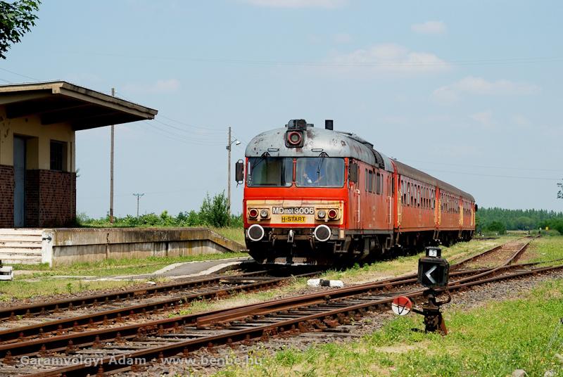 MDmot 3006 Nagykerekiben fotó