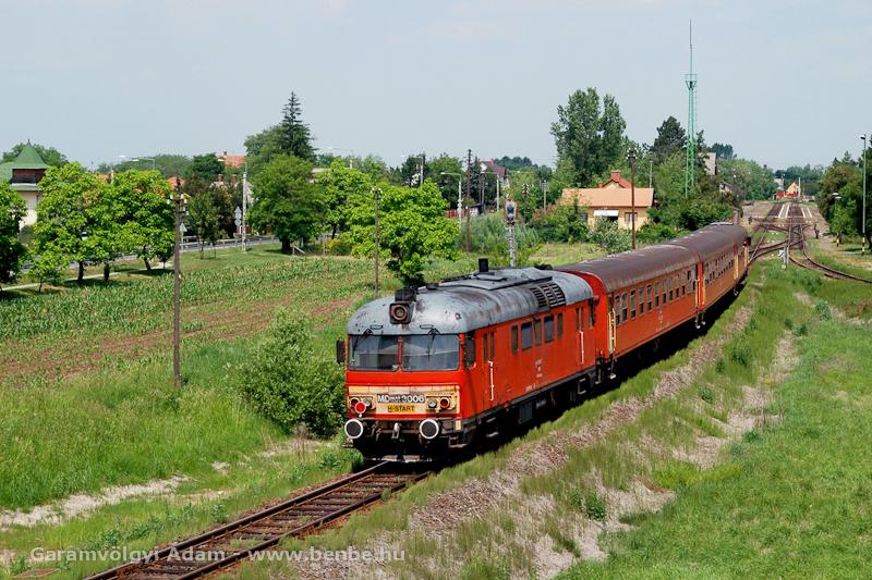 MDmot 3006 Sárándon fotó