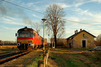 The MDmot 3022 at Derecske-V�s�rt�r