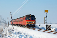 The Btx 016 between Poroszl� and Tiszaf�red