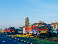 The MDmot 3001 and 3039 at S�toralja�jhely