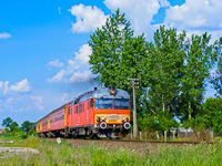 The MDmot 3006 between Derecske and Derecske-V�s�rt�r