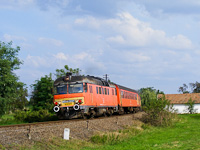 The MDmot 3025 at Konyár