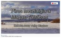 [VIDEÓ] A ŽSSK EMU89 0009 Nagyszalók és Alsóerdőfalu között