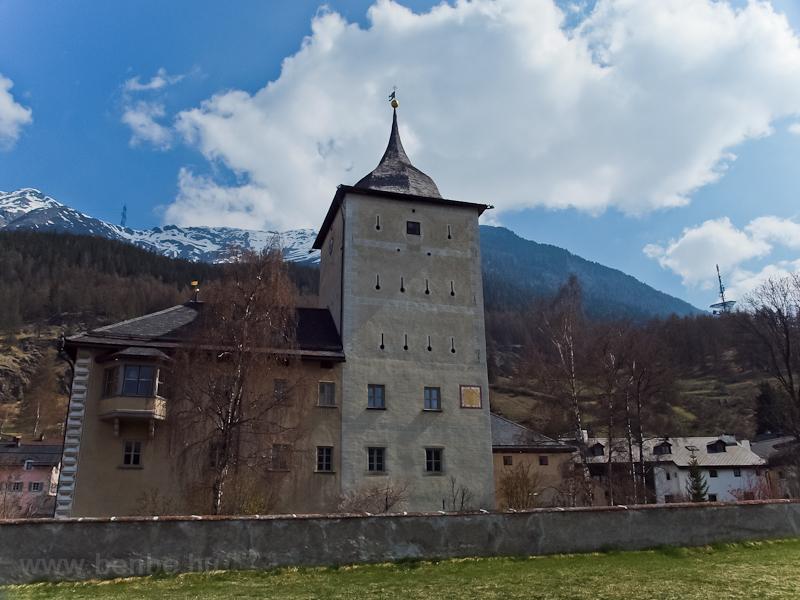 A Schloss Wildenberg kastél fotó