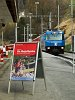 Az RhB Ge 4/4 III  647 Bergün/Bravuogn állomáson