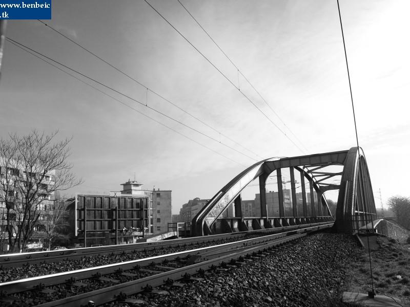 A Bartók Béla úti felüljáró fotó