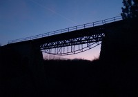 A R�p�s-v�lgyi els� v�lgyh�d (avagy a r�t�ti viadukt)