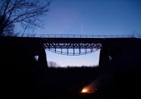 A Répás-völgyi első völgyhíd (avagy a rátóti viadukt)
