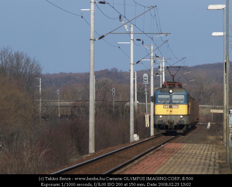 V43 1350 Városlõdön fotó