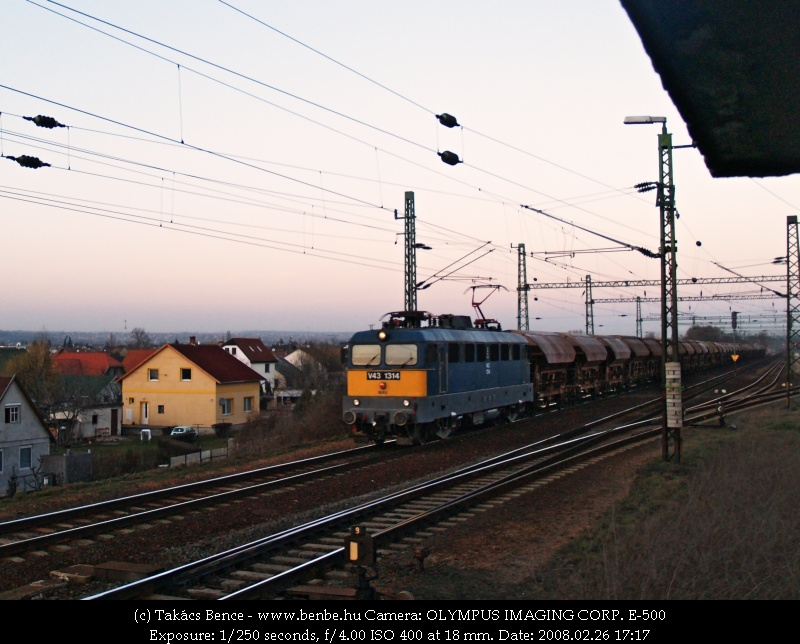 V43 1314 Tárnokon fotó