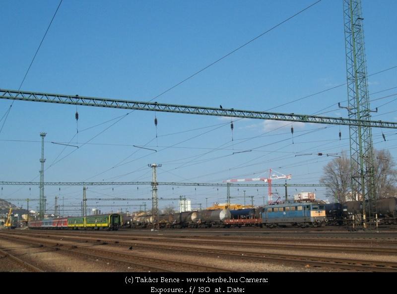 V43 1009 Kelenföldön fotó