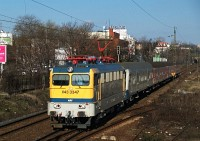 The V43 3347 is leaving the D�li p�lyaudvar
